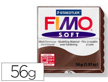 FIMO SOFT 56G CHOCOLAT