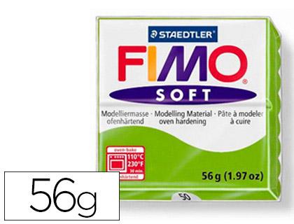 FIMO SOFT 56G VERT POMME