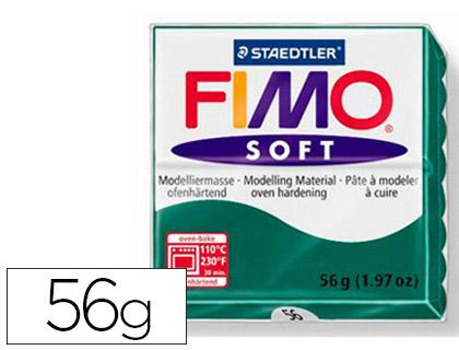 FIMO SOFT 56G VERT SAPIN