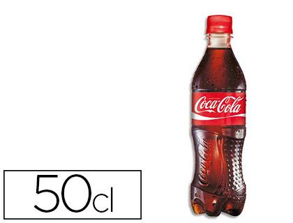COCA COLA BOUTEILLE 50CL