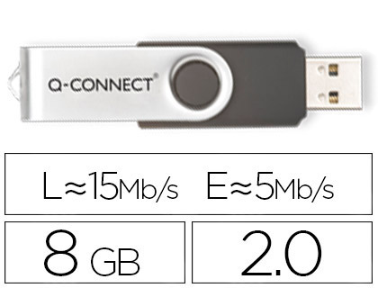 CLÉ USB 2.0 8GB
