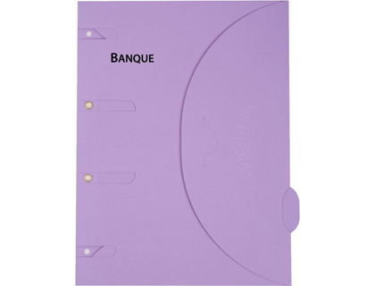 CHEMISE DOSSIER BANQUE