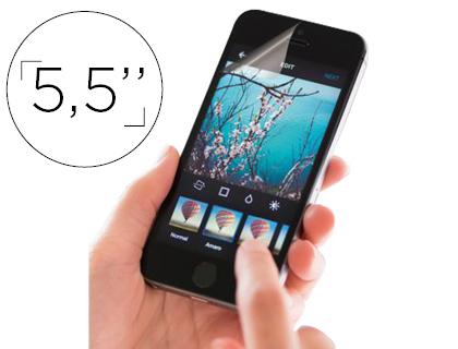 FILTRE ANTI-LUMIÈRE BLEUE SMARTPHONE 5.5