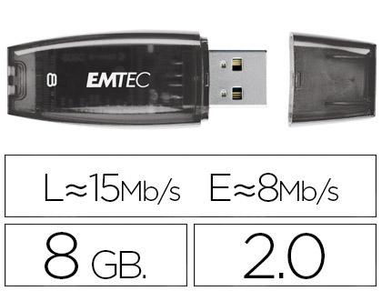 CLÉ USB C410 COLOR MIX 2.0 VIOLET 8Go