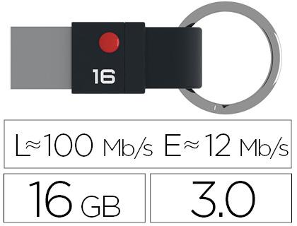 CLÉ USB 3.1 NANO RONG T100 16Go