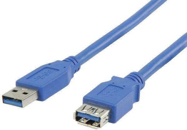 RALLONGE USB 3.0 LONGUEUR 3M