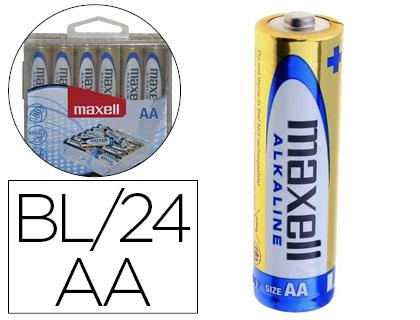 PILES ALCALINES AA/LR06 POWER PACK DE 24