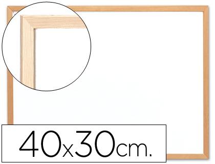 MELAMINÉ CADRE BOIS 40x30CM