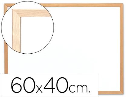 MELAMINÉ CADRE BOIS 60x40CM