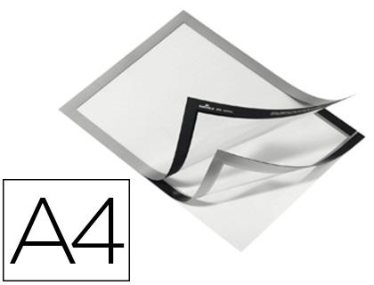 CADRE MAGNÉTIQUE DURAFRAME A4 ARGENT