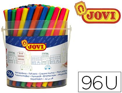 COLORIAGE JOVI POT DE 96