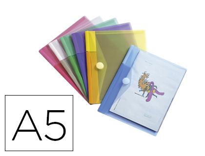 POCHETTE A5 PACK DE 6