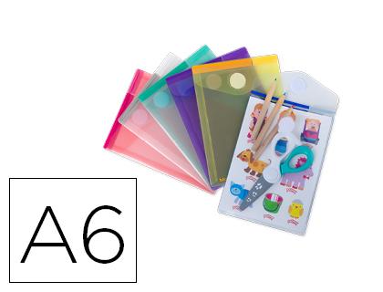 POCHETTE A6 PACK DE 6