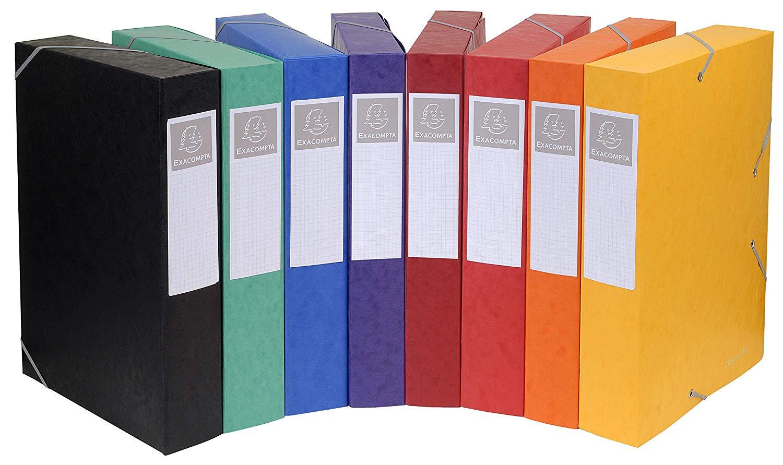 BOITE CARTOBOX DOS 5CM PACK DE 10
