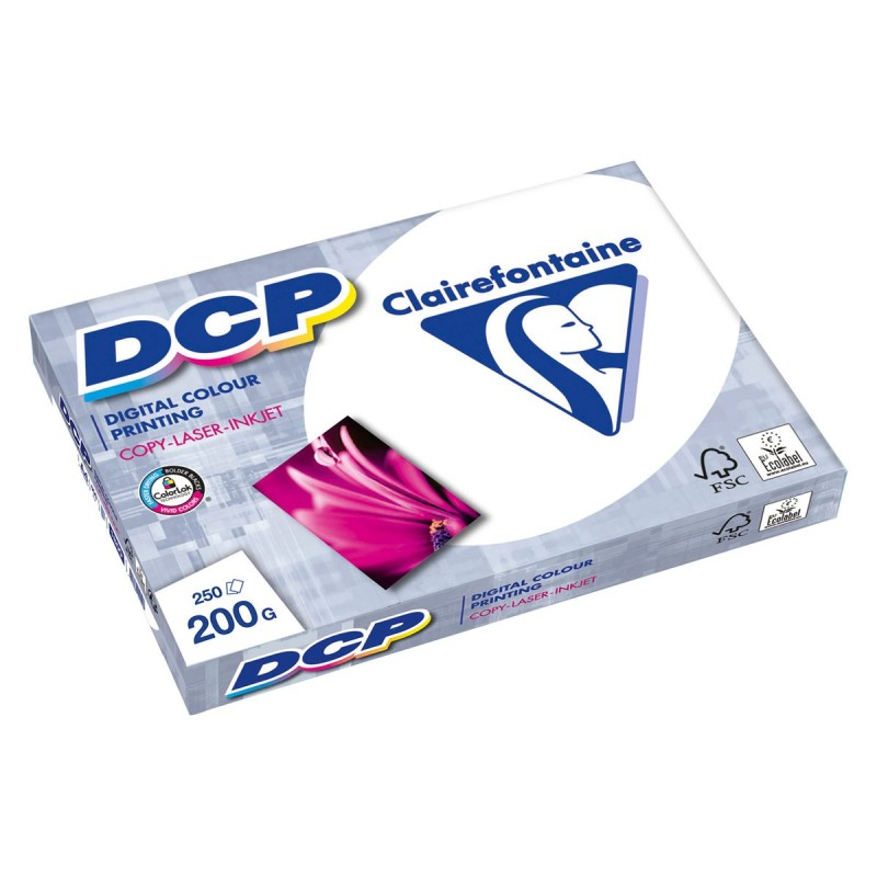 CLAIREFONTAINE DCP A4 200G