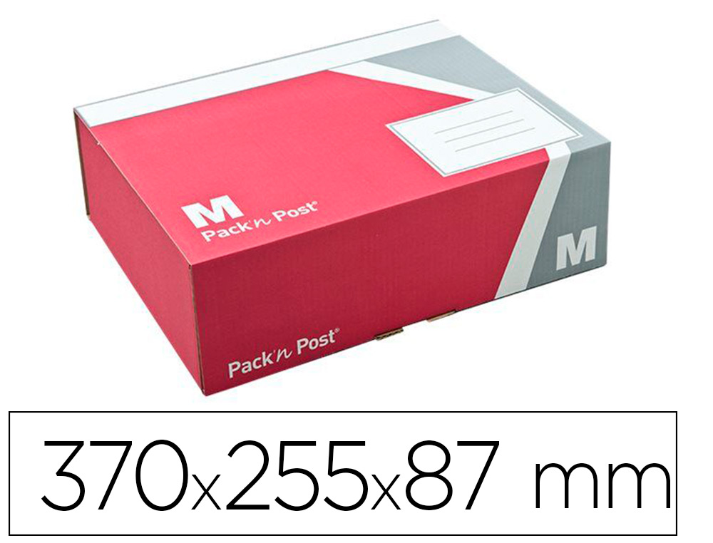 BOITE PACK\'N POST TAILLE M