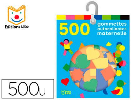 GOMMETTES GÉANTES SACHET DE 500