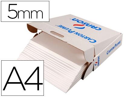 CARTON PLUME A4 ÉPAISSEUR 5MM