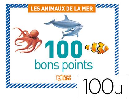 BONS POINTS ANIMAUX DE MER