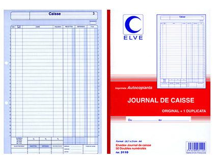CAISSE 50 DUPLIS A4