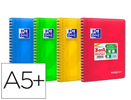 CAHIER EASYBOOK A5+ SÉYÈS