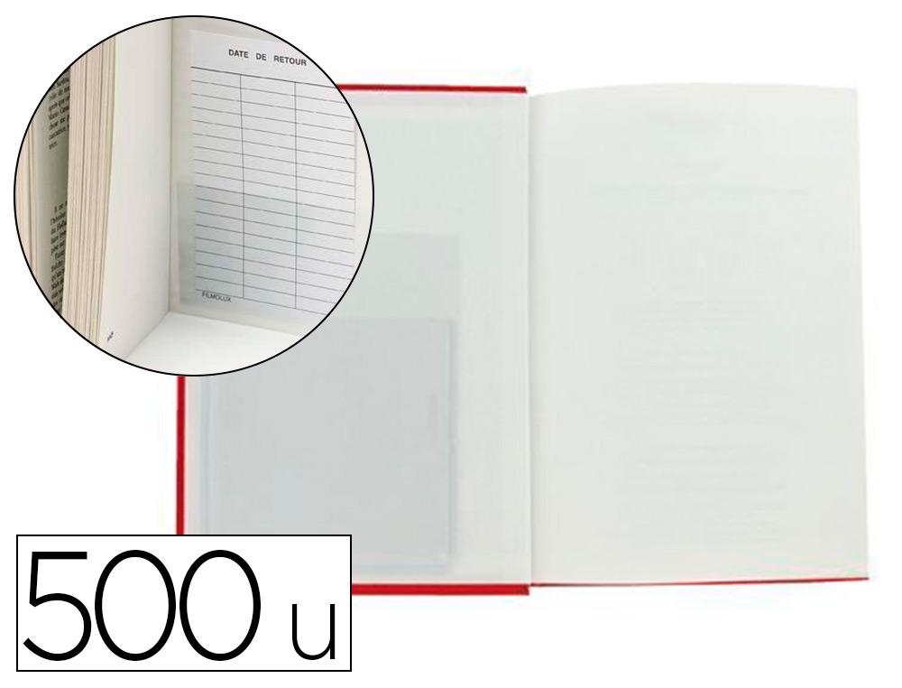 PORTE-FICHES POUR BIBLIOTHÈQUE 95X135MM