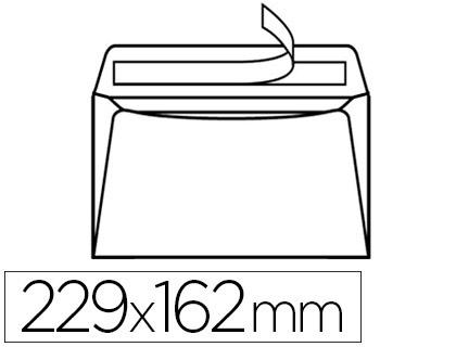 200 ENVELOPPES C5 100G ADHÉSIVES