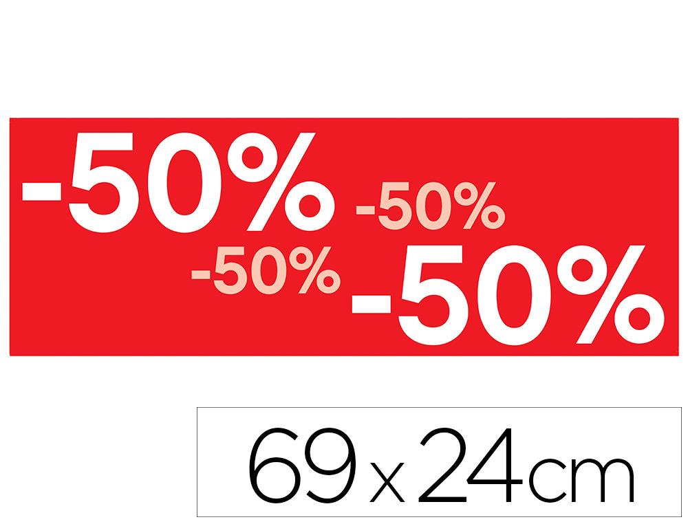 BANNIÈRE PROMOTIONNELLE -50%