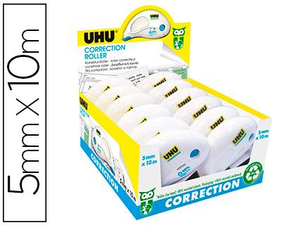 ROLLER DE CORRECTION COMPACT PACK DE 10 + 2 GRATUITS