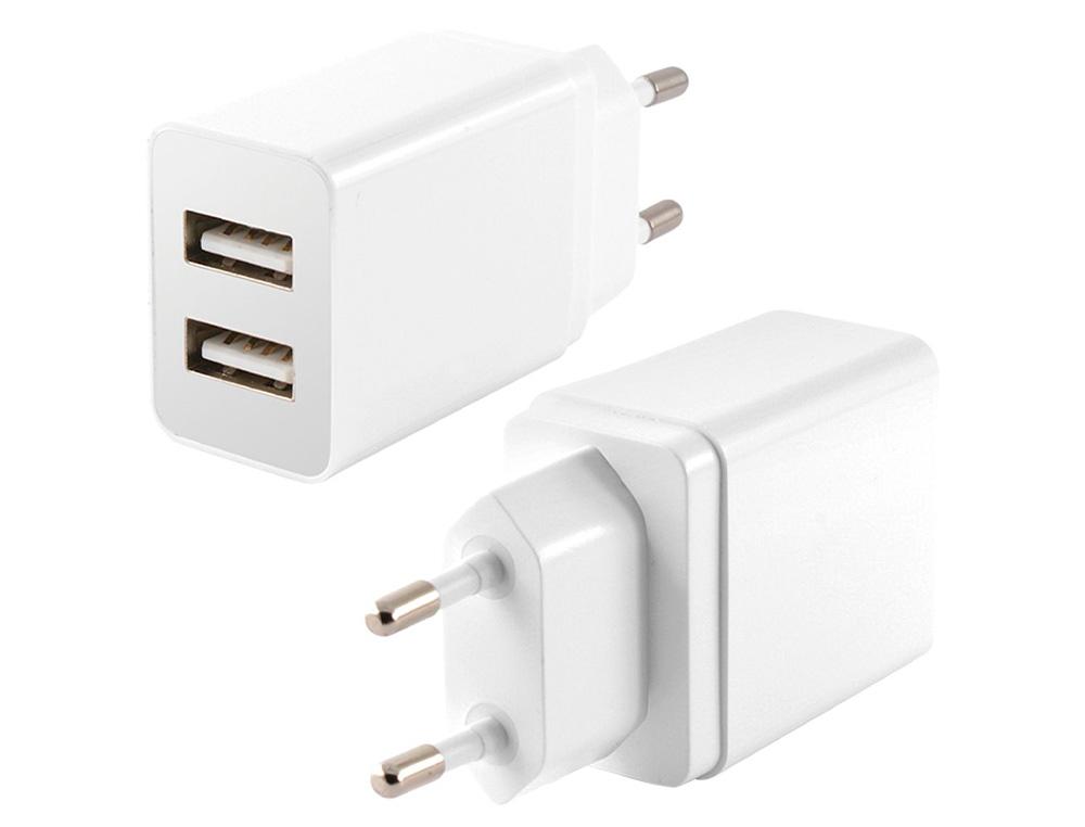 CHARGEUR SECTEUR USB + CÂBLE MICRO USB