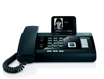 TÉLÉPHONE FILAIRE PRO DL500A