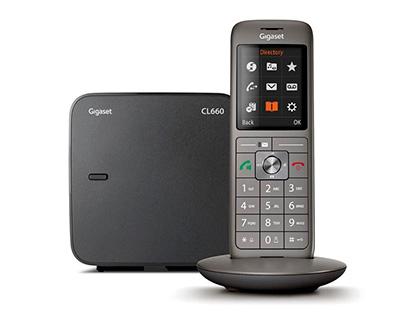 TÉLÉPHONE SANS FIL CL660 DUO