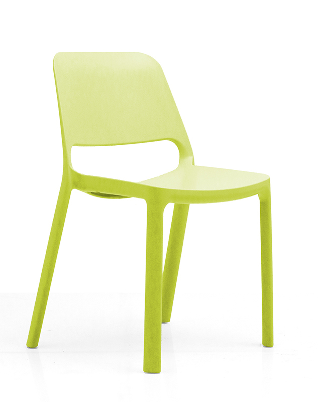 CHAISE POP\'S JAUNE
