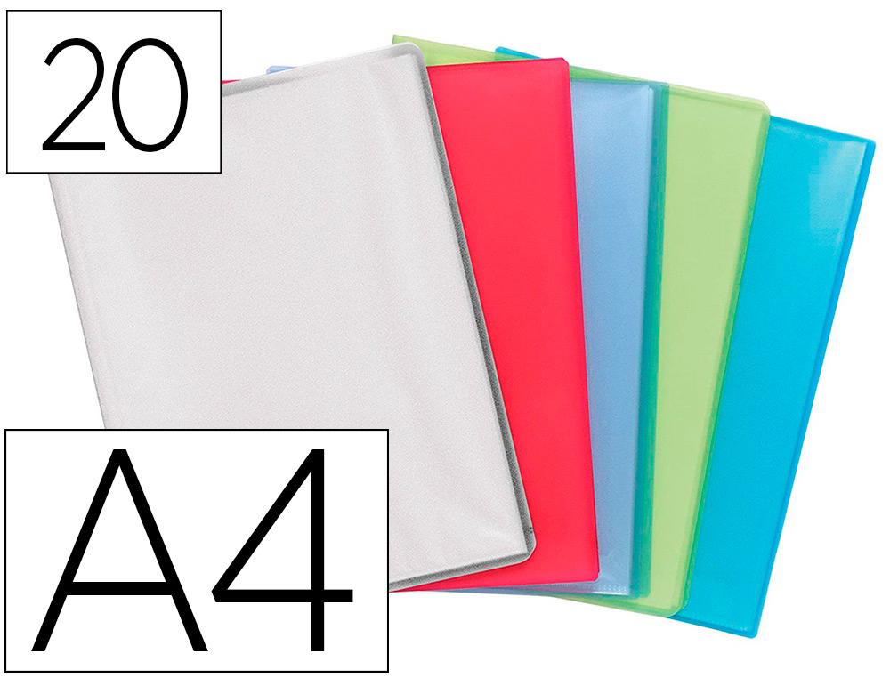 CHROMALINE A4 40 VUES ASSORTIS