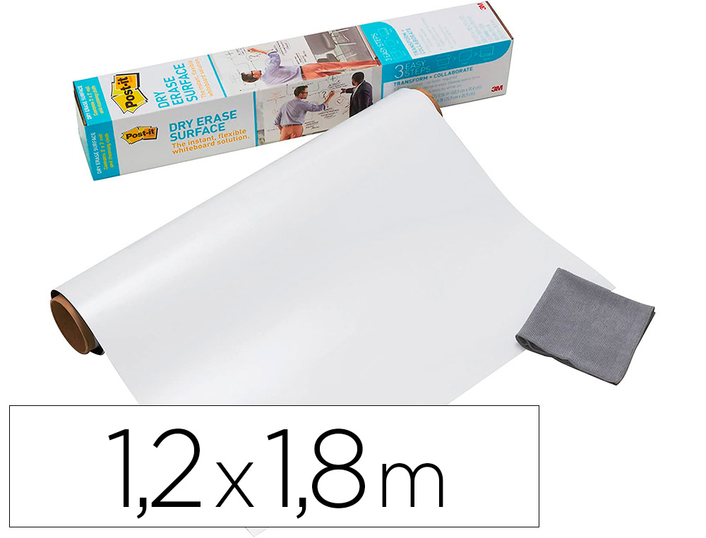 ROULEAU FLEX WRITE 121.9X182.9CM