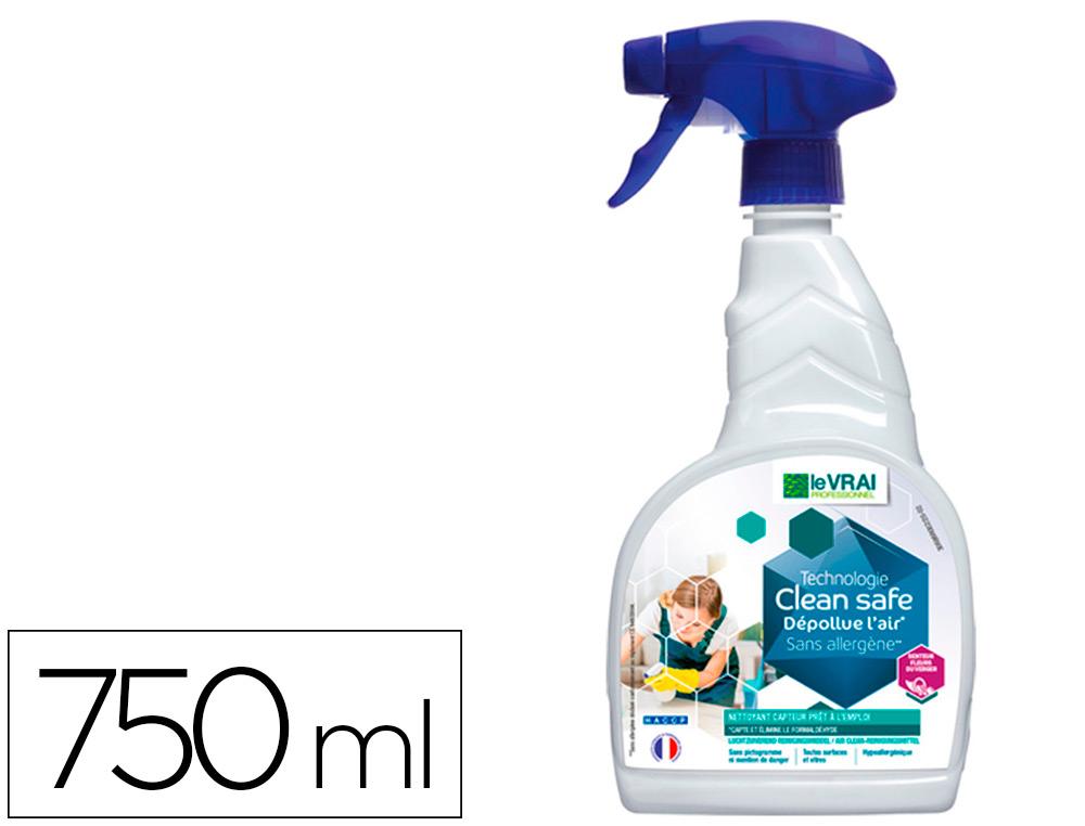 NETTOYANT PRÊT A L\'EMPLOI CLEAN PISTOLET 750ML