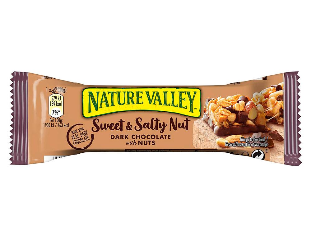 SWEET & SALTY CHOCOLAT NOIR NOISETTE