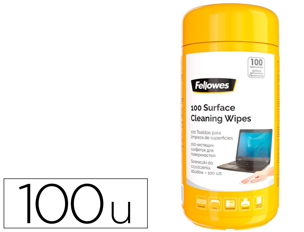 LINGETTES MULTI-SURFACES BOITE DE 100