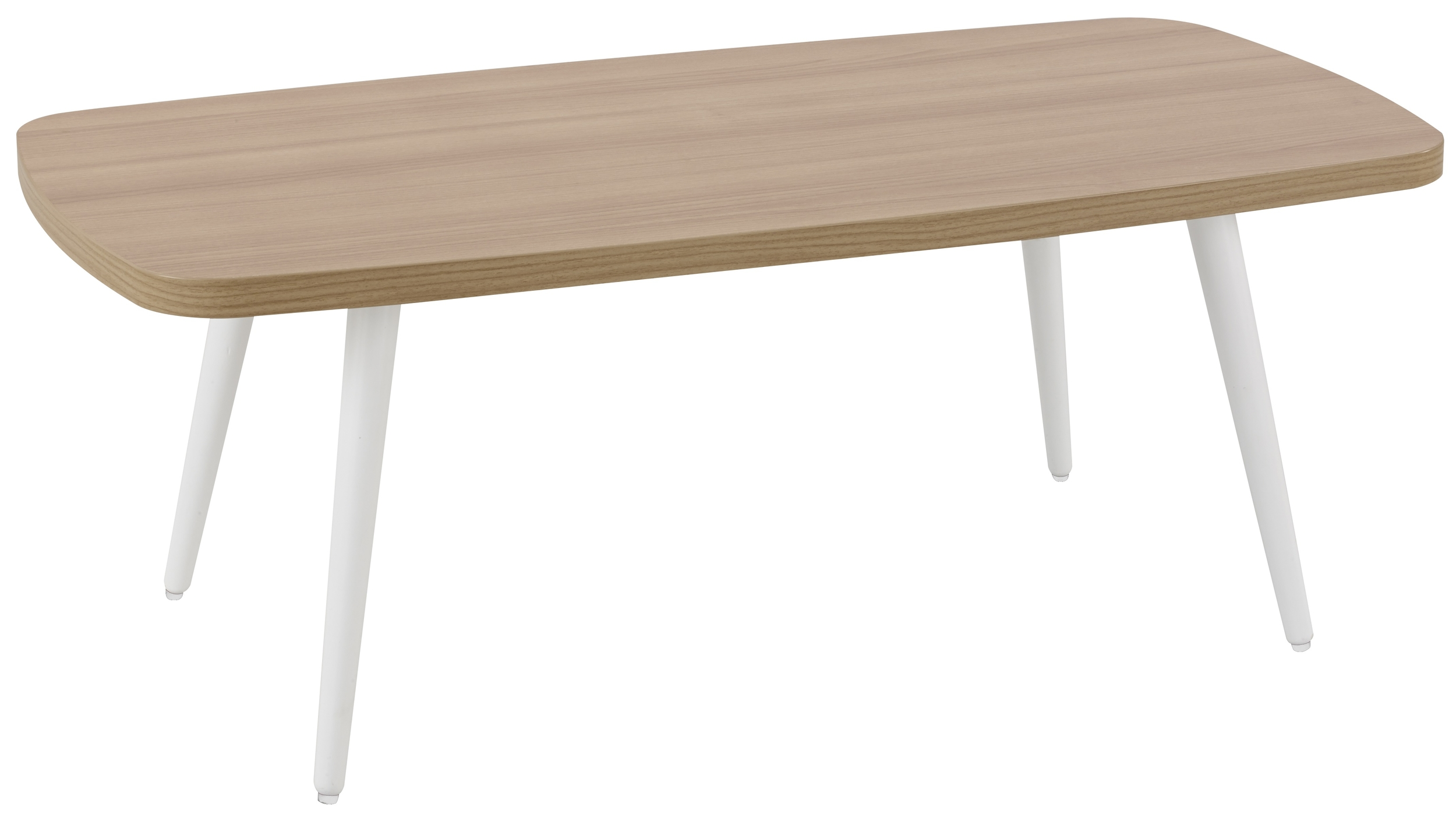 X-SPACE TABLE BASSE RECTANGLE MERISIER