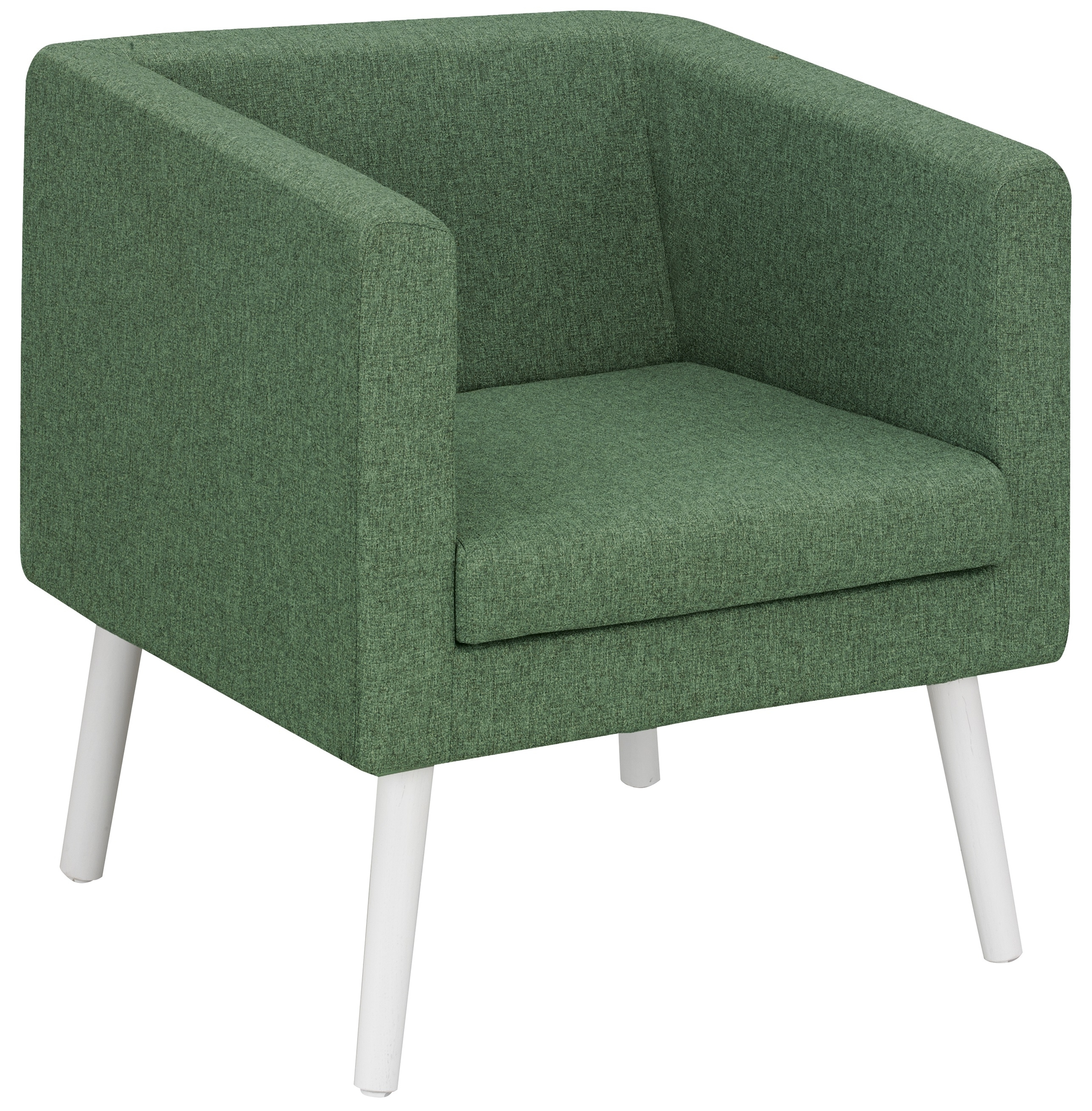 X-SPACE FAUTEUIL 1 PLACE VERT FOREST