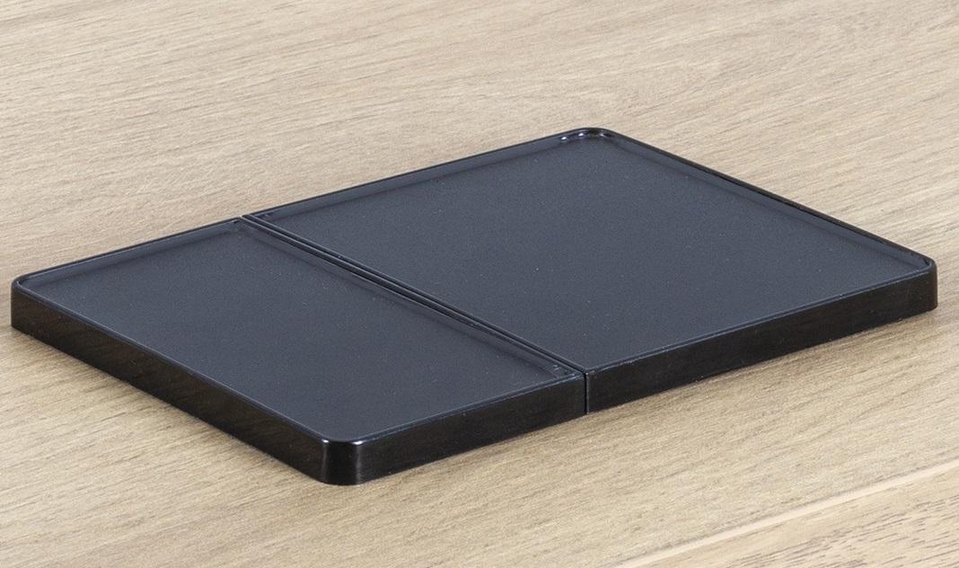 PRISE DE CONFORT 1 USB & 1 HDMI NOIR