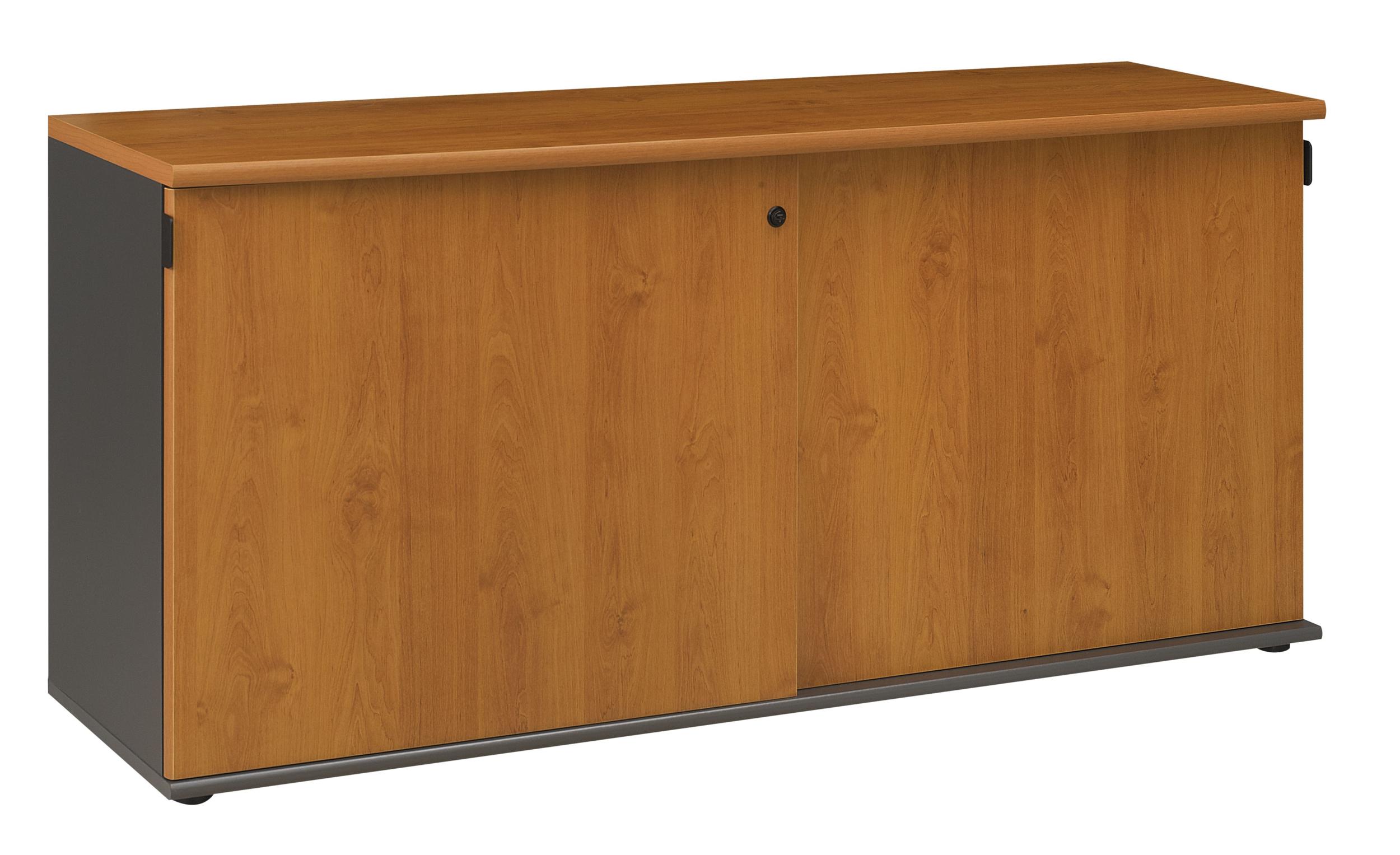 Jazz aulne cr dence rangements meubles bas for Meuble bureau jazz