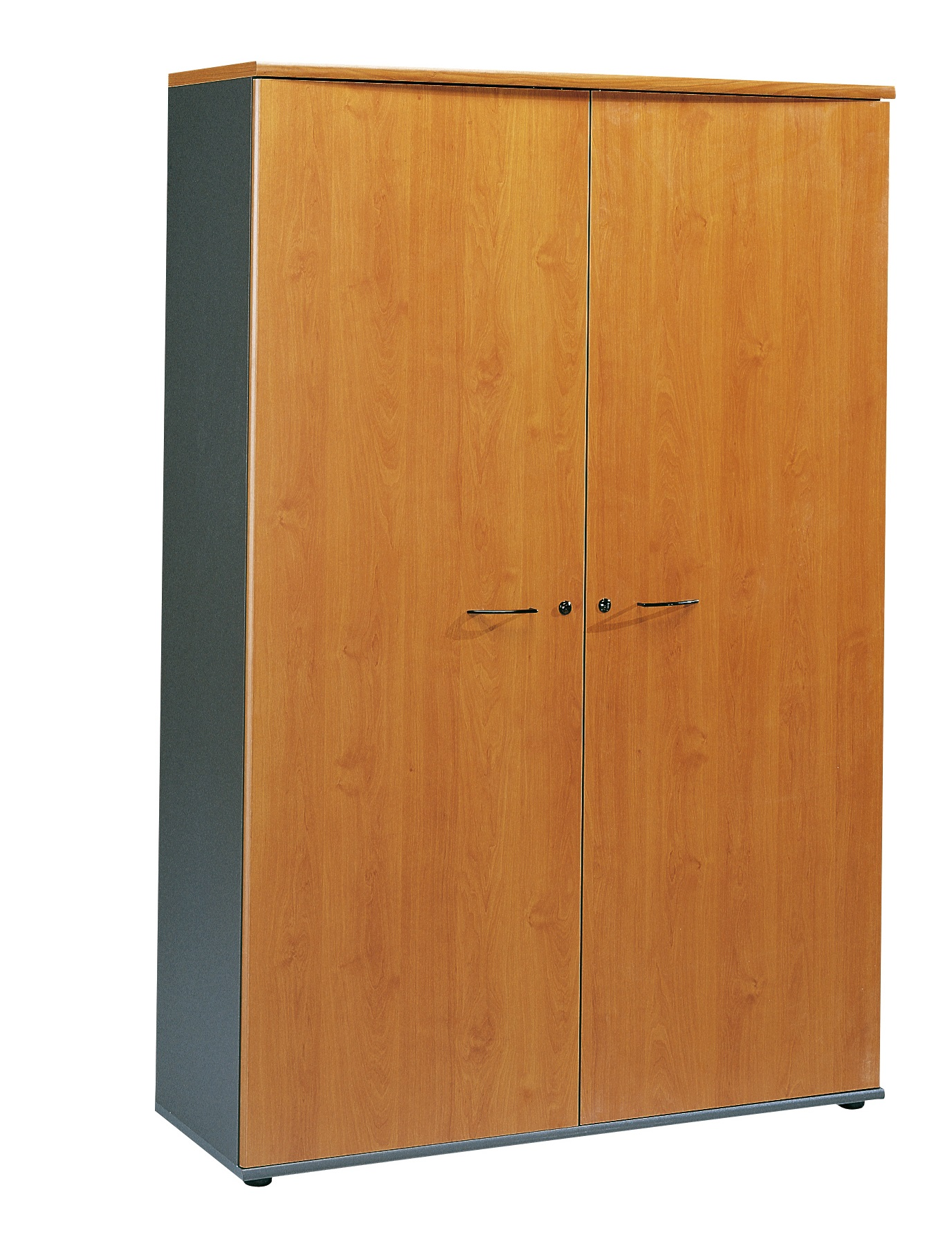 jazz aulne armoire 2 portes 120cm rangements meubles armoires. Black Bedroom Furniture Sets. Home Design Ideas