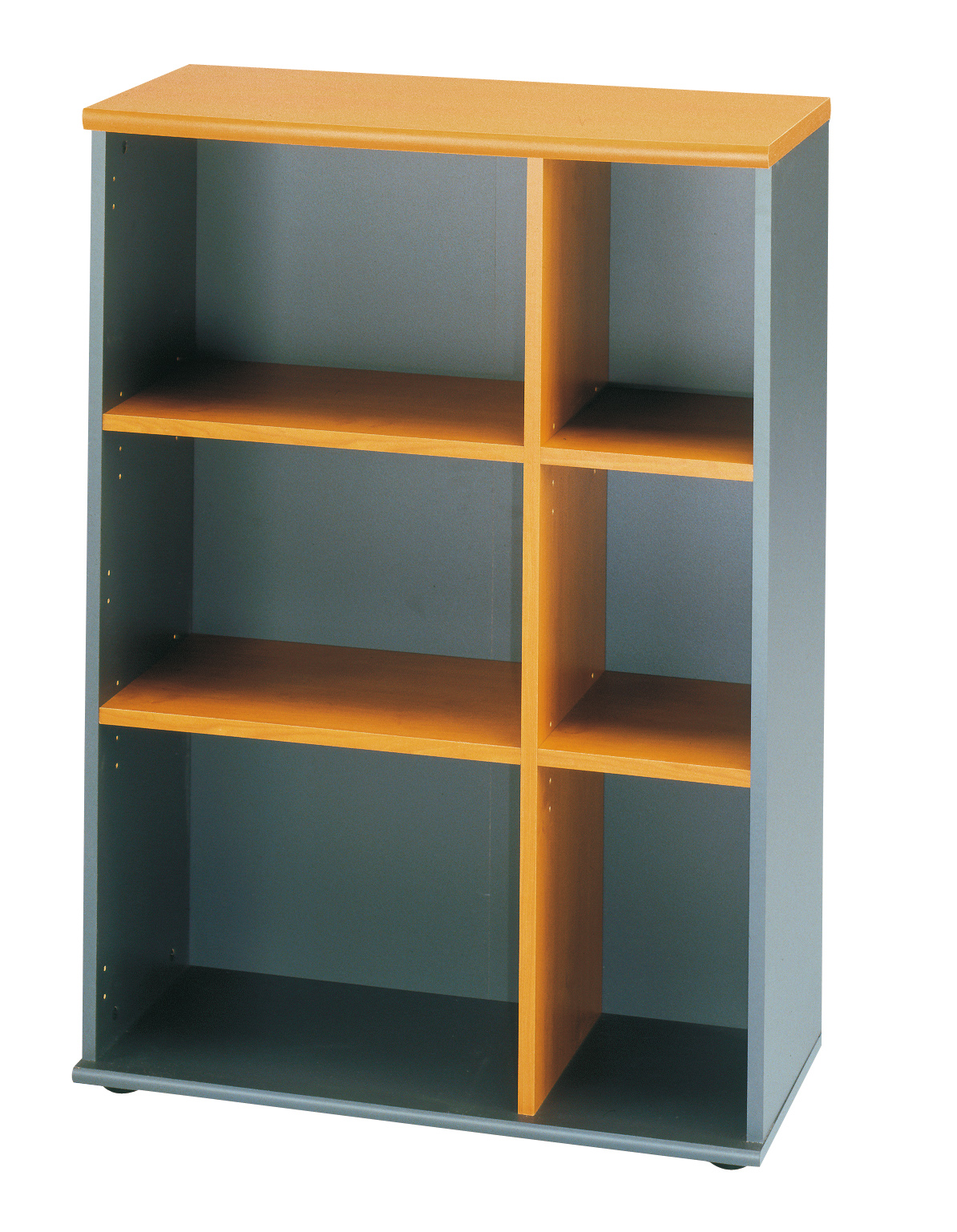 Jazz aulne rangement mi hauteur rangements meubles for Meuble bureau gami jazz