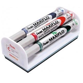 MAXIFLO BROSSE MAGNÉTIQUE + 4 MARQUEURS