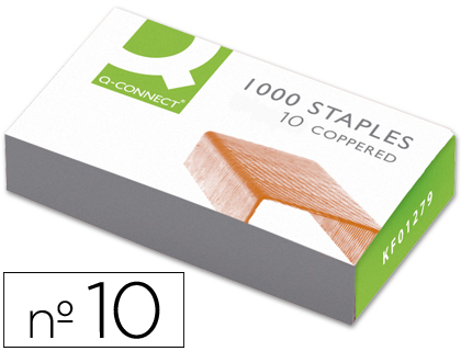 AGRAFES N°10 BOITE DE 1000