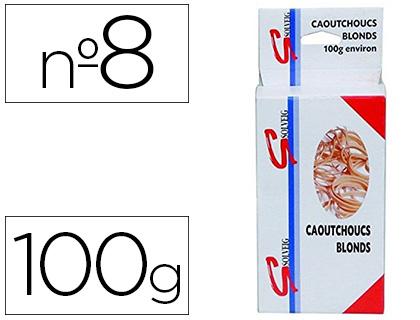 BRACELETS CAOUTCHOUC ÉTROITS 80x1.5MM