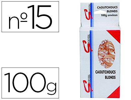 BRACELETS CAOUTCHOUC ÉTROITS 150x1.5MM