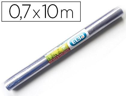 COUVRE-LIVRES PVC 0.7x10M INCOLORE