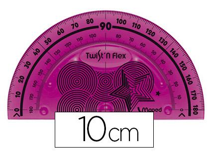 MAPED TWIST\'N\'FLEX INCASSABLE 180° 10cm